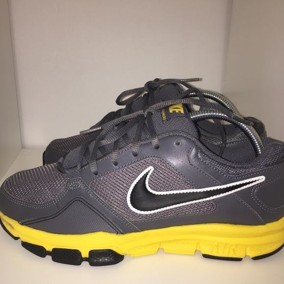 Nike Other - Men's Nike Air flex trainer 2 grey/yellow
